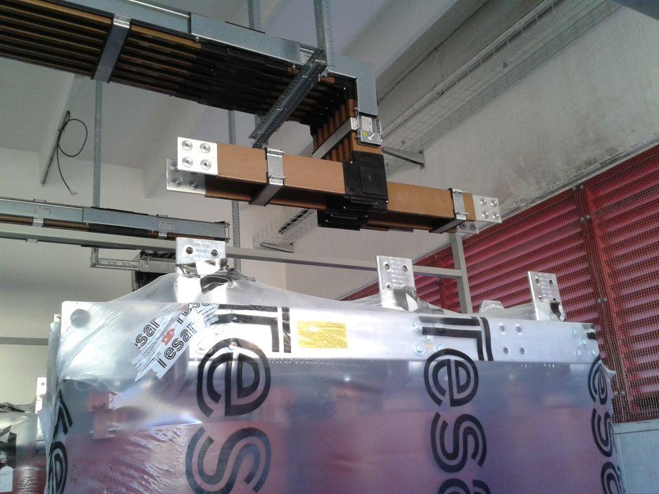 Blindo-trasformatore